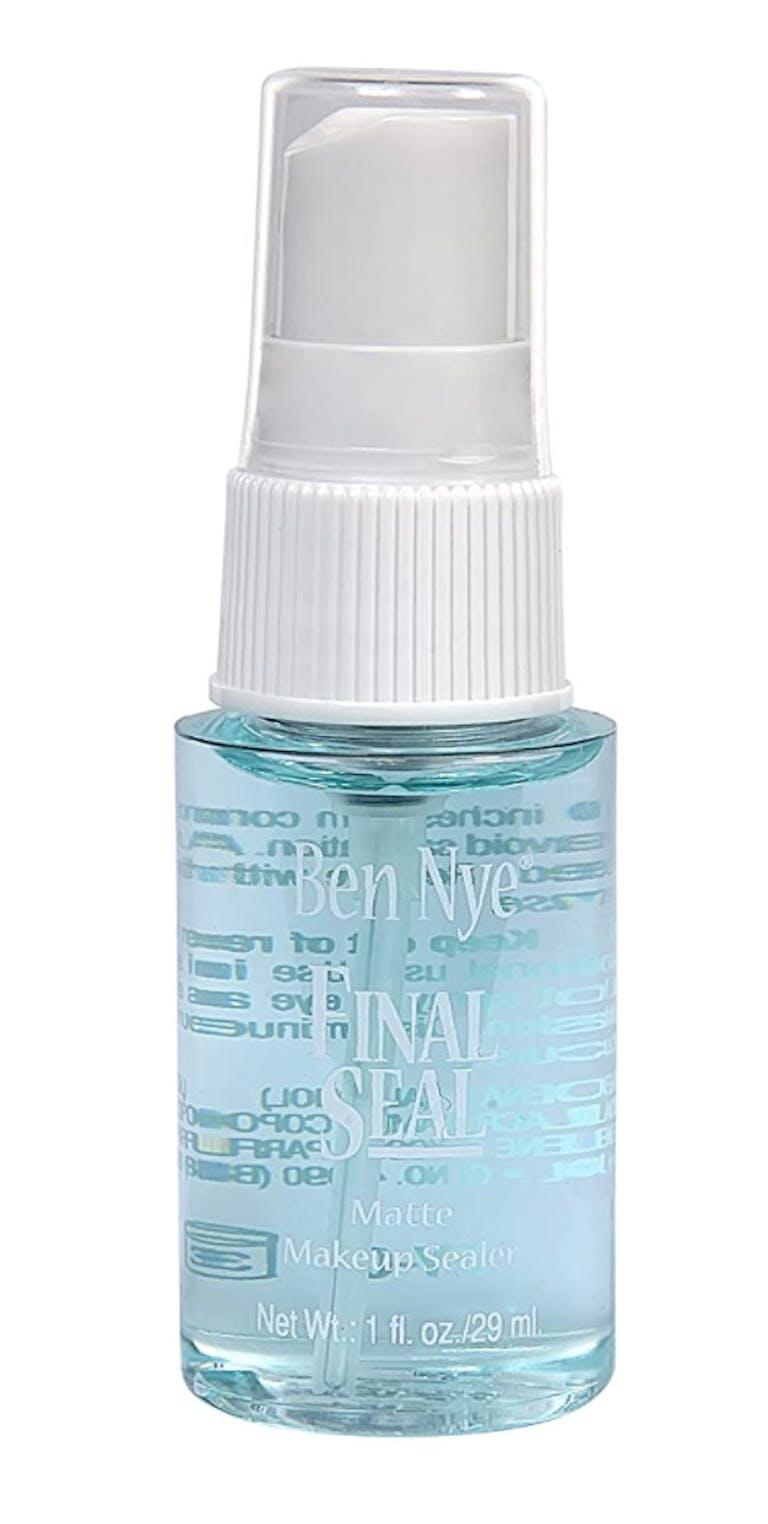 Ben Nye's Final seal setting spray