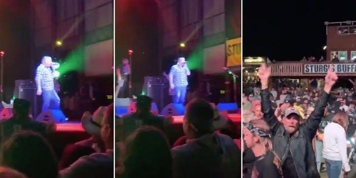 smash mouth at concert during coronavirus pandemic