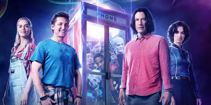 stream bill and ted face the music