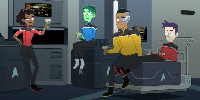 stream Star Trek lower decks