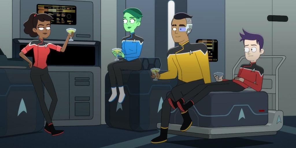 stream Star Trek lower decks