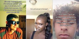 TikTok men harass women revenge on Jada Pinkett Smith