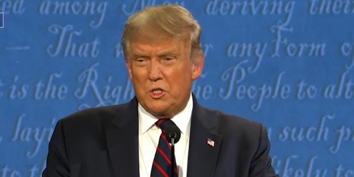 Trump seemingly called Biden 'Jim' at the first debate