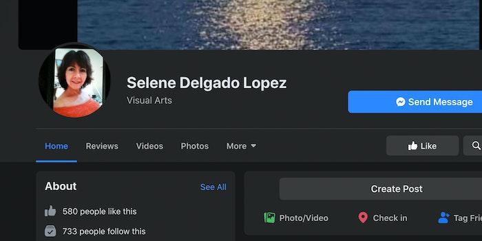 Selene Delgado Lopez conspiracy