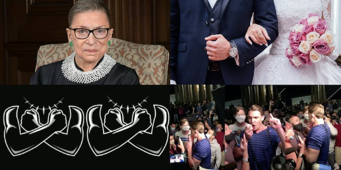 rbg death newsletter weekend update
