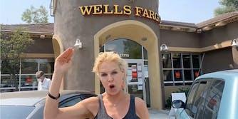 wells fargo Karen