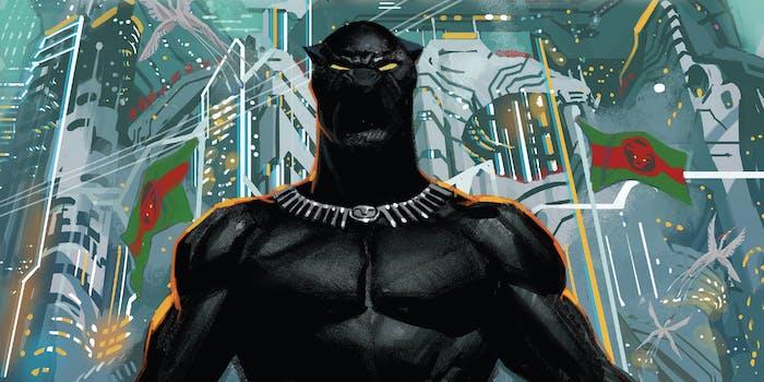 black panther free comics