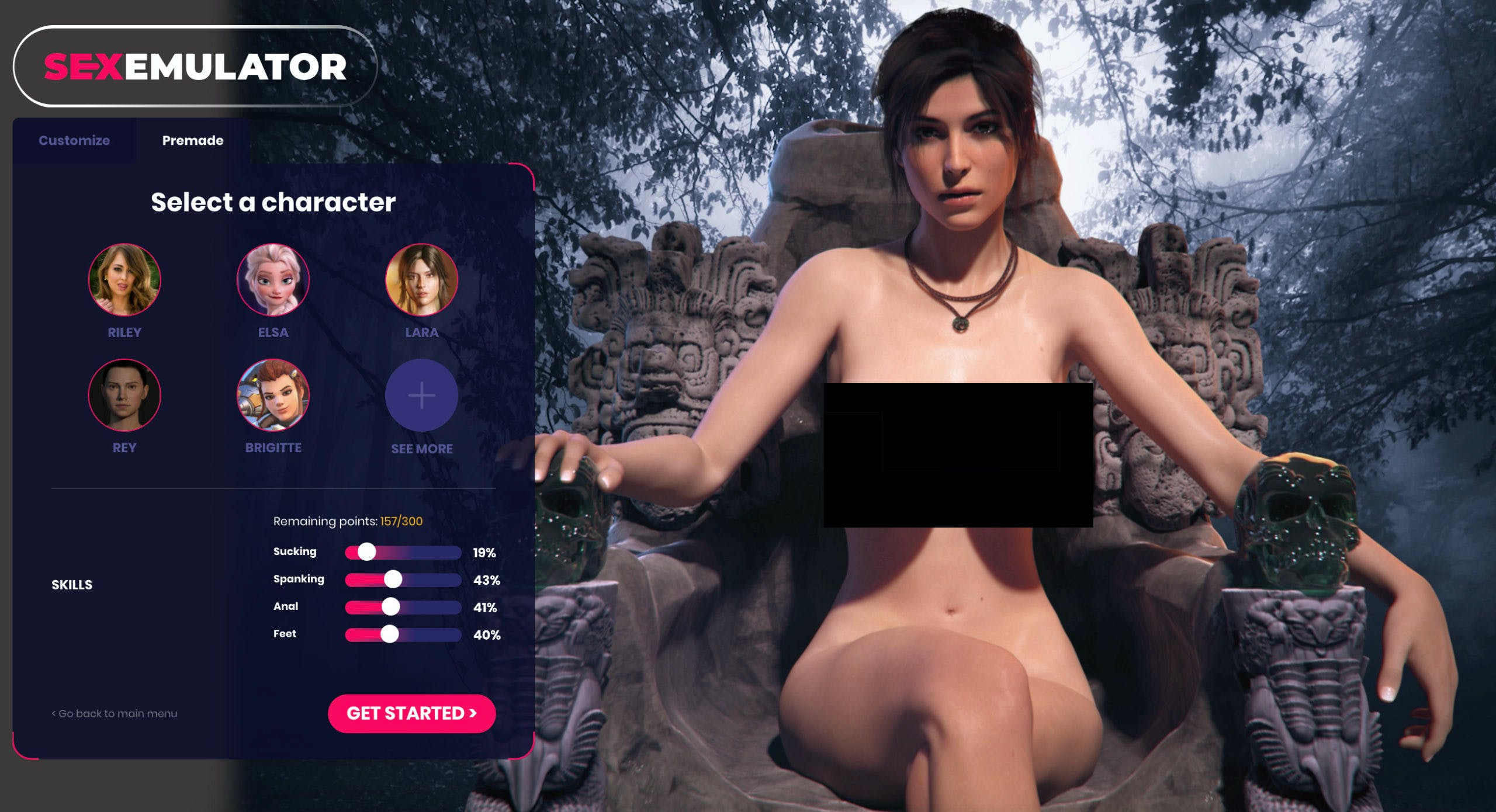 play porn games