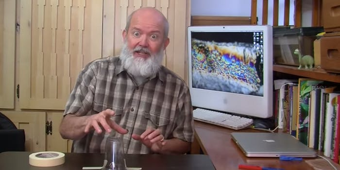 John Krampf Happy Scientist child porn
