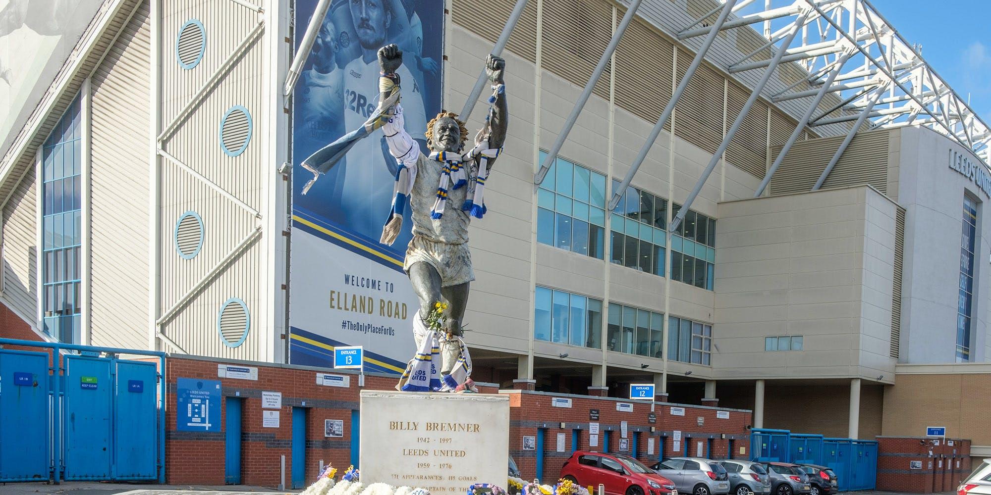 Leeds United Elland Road stream premier league live