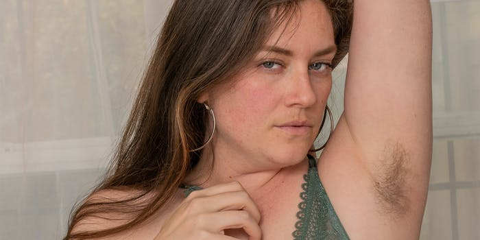 hairy women porn
