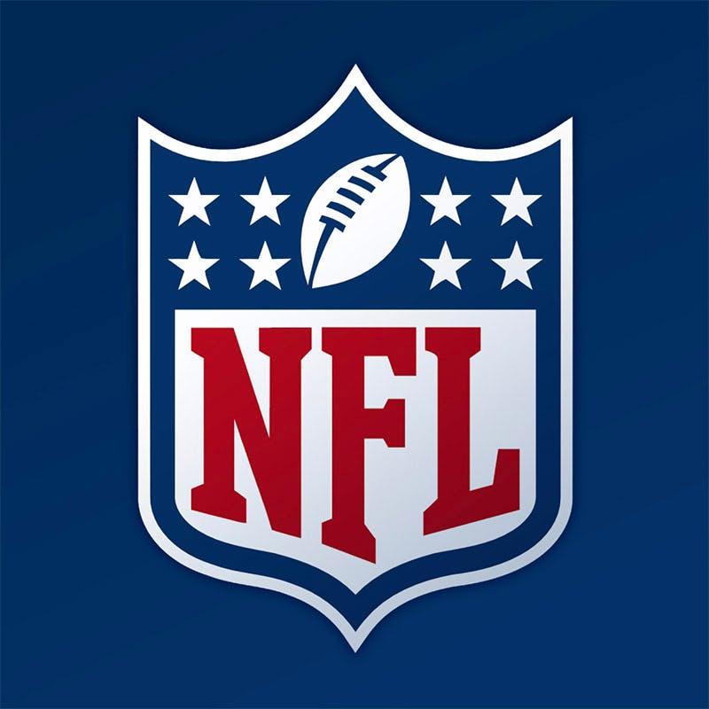 NFL logo square 800 x 800 stream nfl live