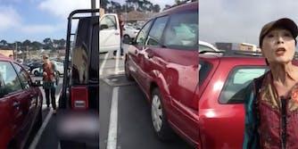 parking karen