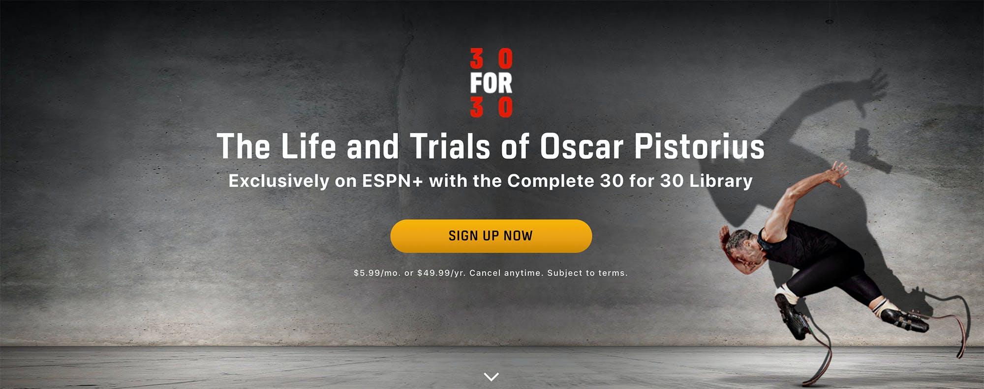 stream oscar pistorius documentary