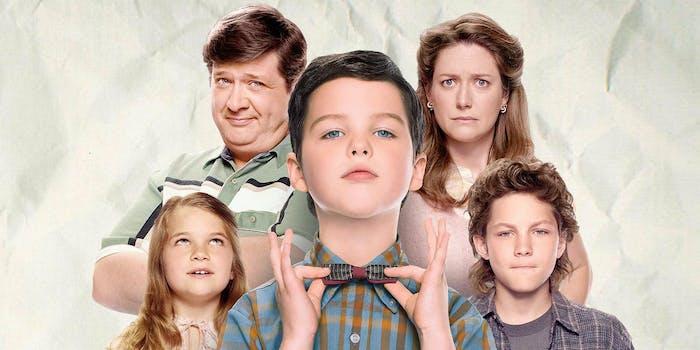 stream young Sheldon
