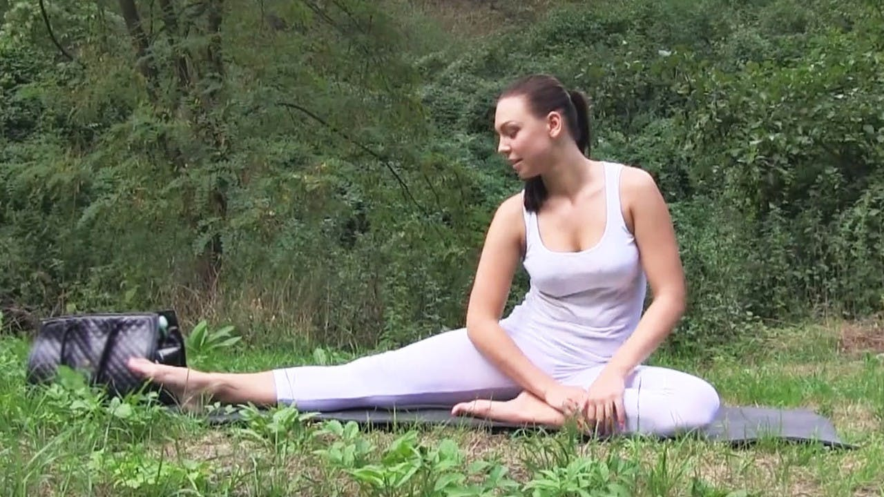 yoga porn