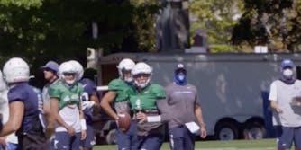 Stream BYU vs Navy BYU Quarterback Zach Wilson