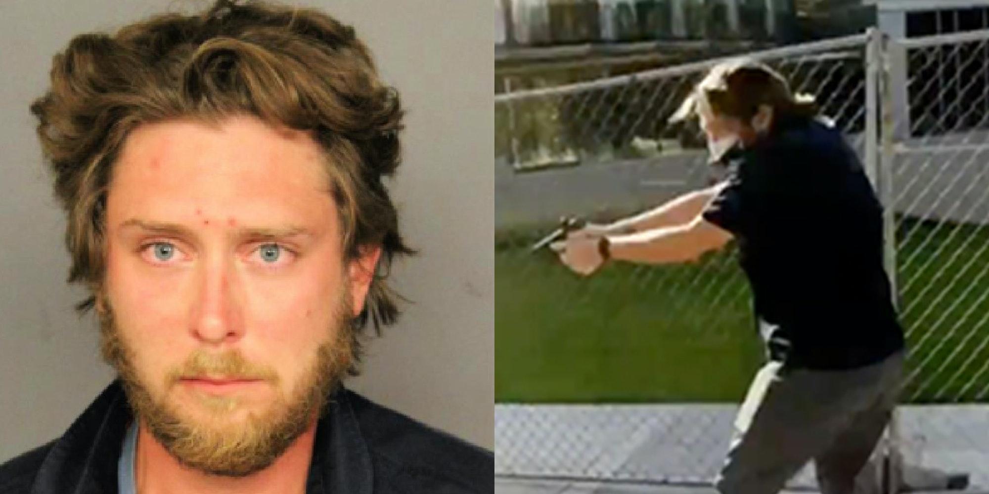Denver shooting antifa