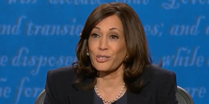 Kamala will take a vaccine but not a vaccine only approved by Trump