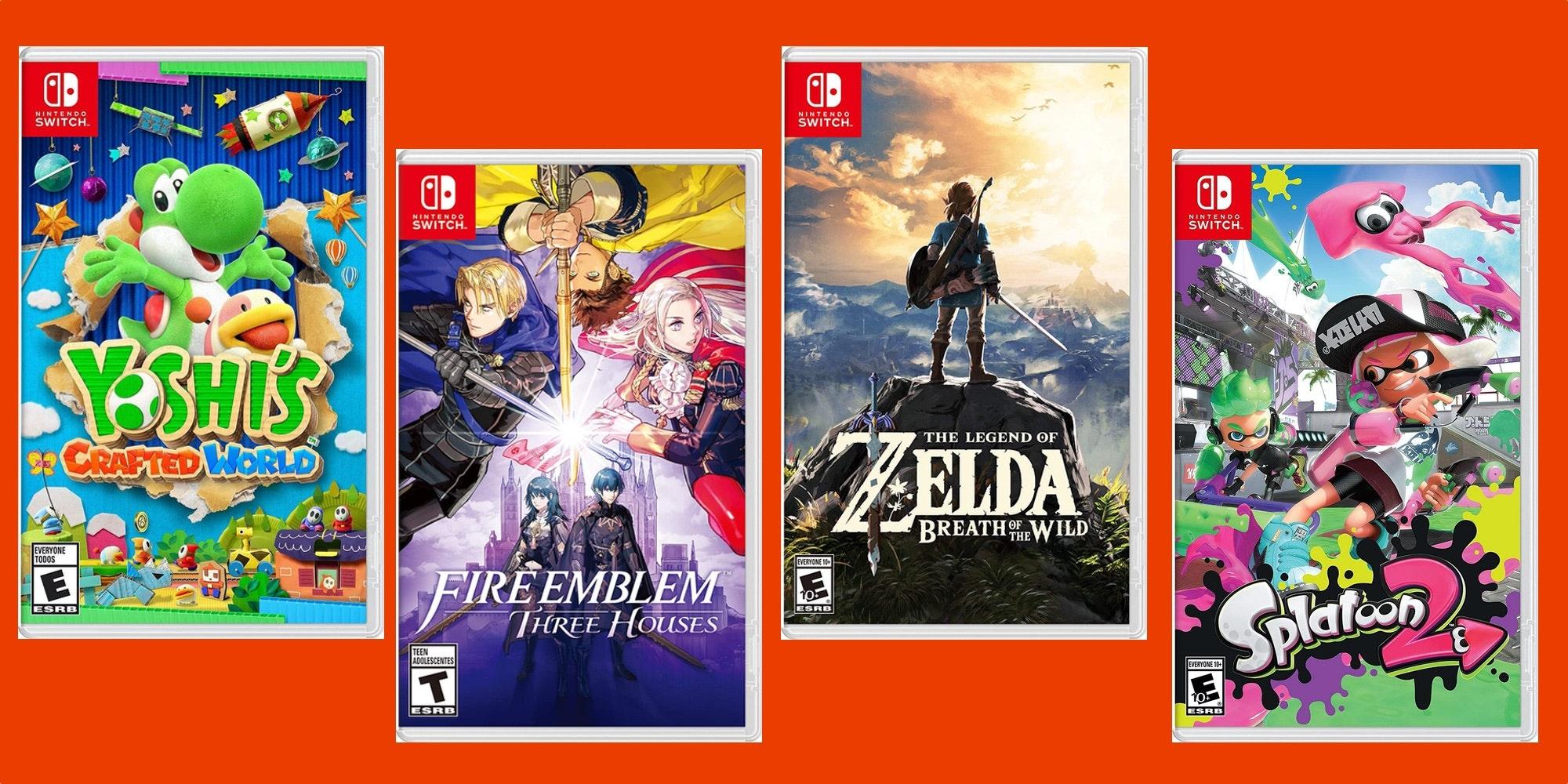 Nintendo Prime Day deals