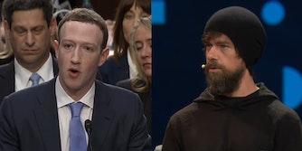 Senate Judiciary Subpoena Mark Zuckerberg Jack Dorsey