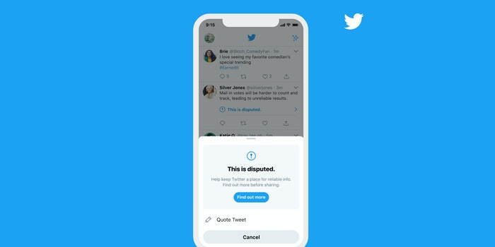 Twitter Misinformation Changes Election