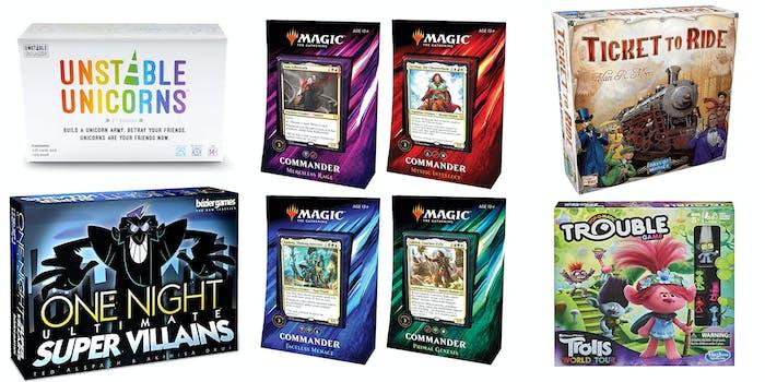 board games sale