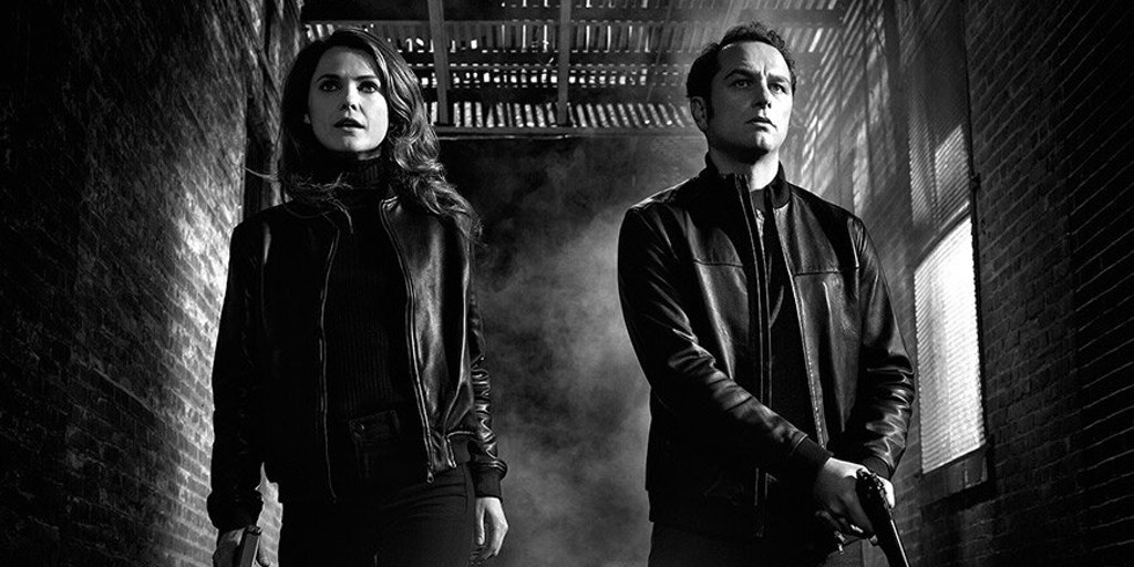 amazon thrillers the americans