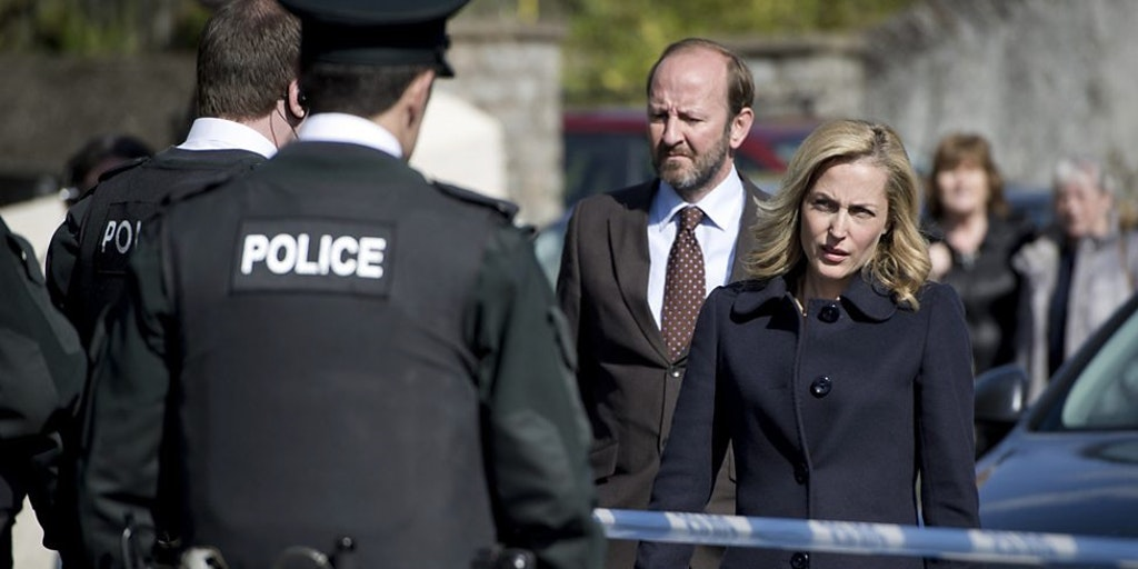 amazon thrillers the fall tv