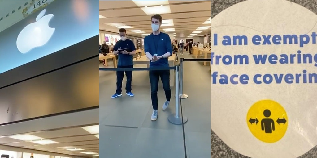 apple store karen