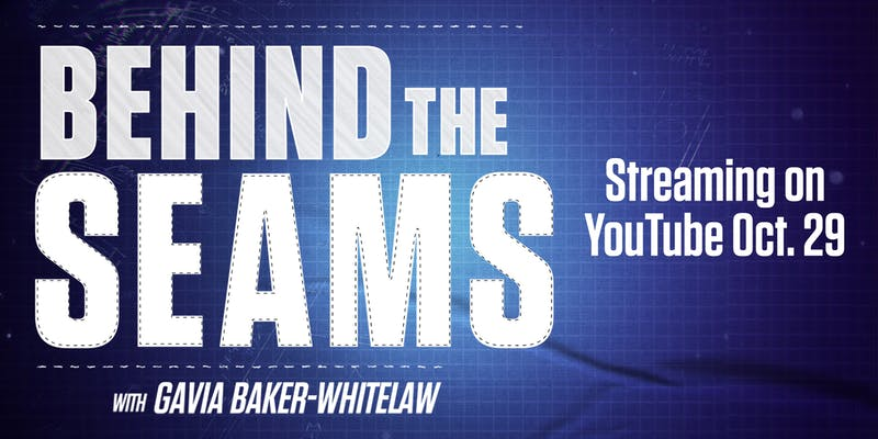 Behind the Seams with Gavia Baker-Whitelaw