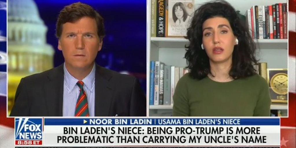 bin laden niece on fox news