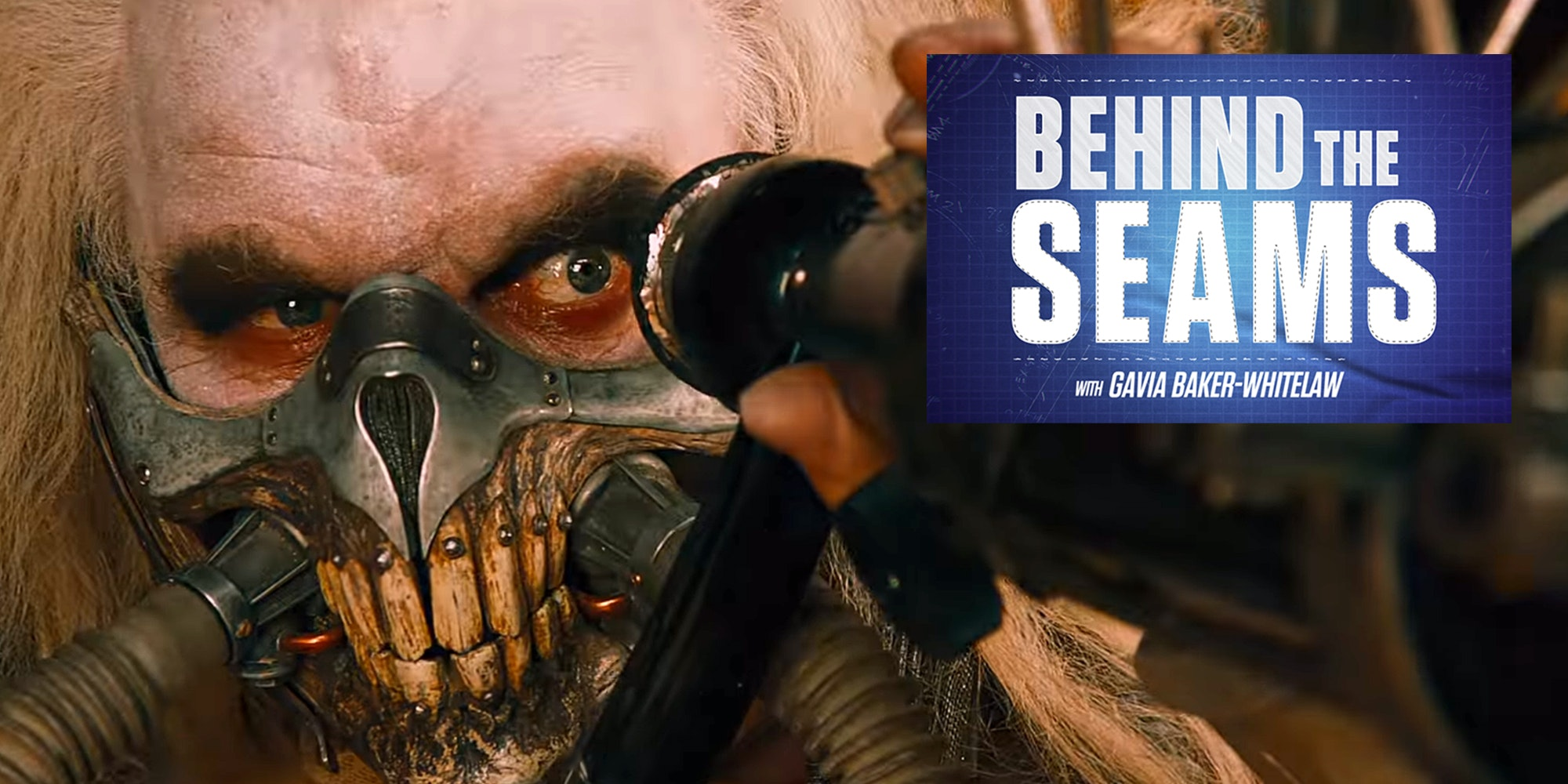 behind the seams mad max