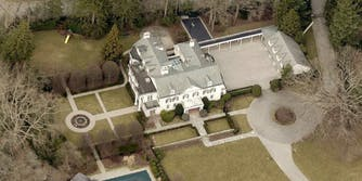 A mansion in Delaware formerly owned by Joe Biden