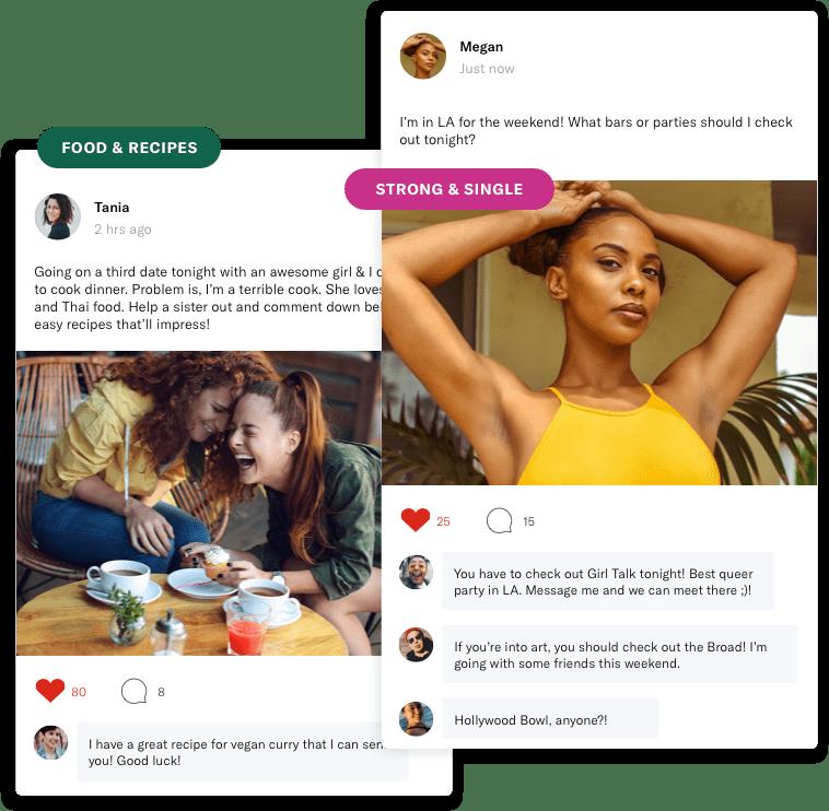 Kostenlose dating-community für erwachsene