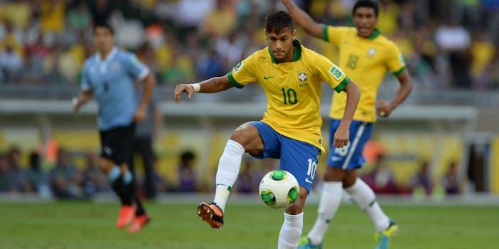 neymar brazil stream conmebol world cup qualifiers