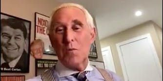 Roger Stone on Cameo