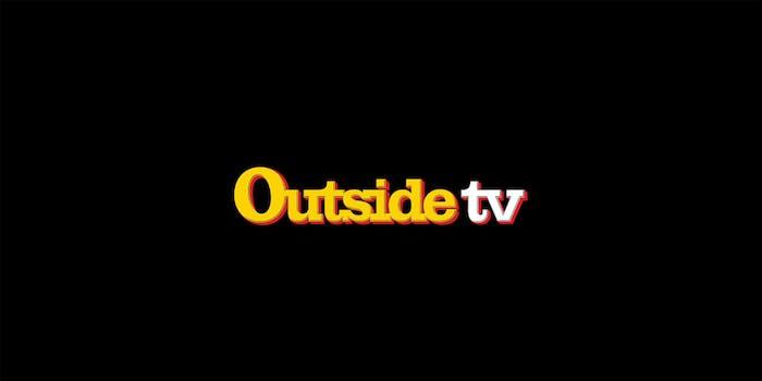 stream outside tv