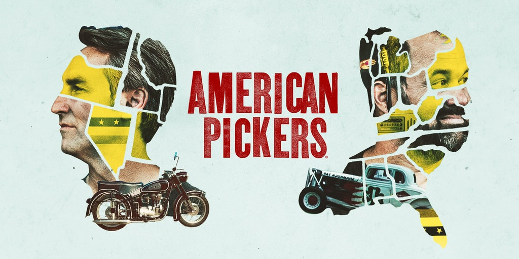 stream American pickers
