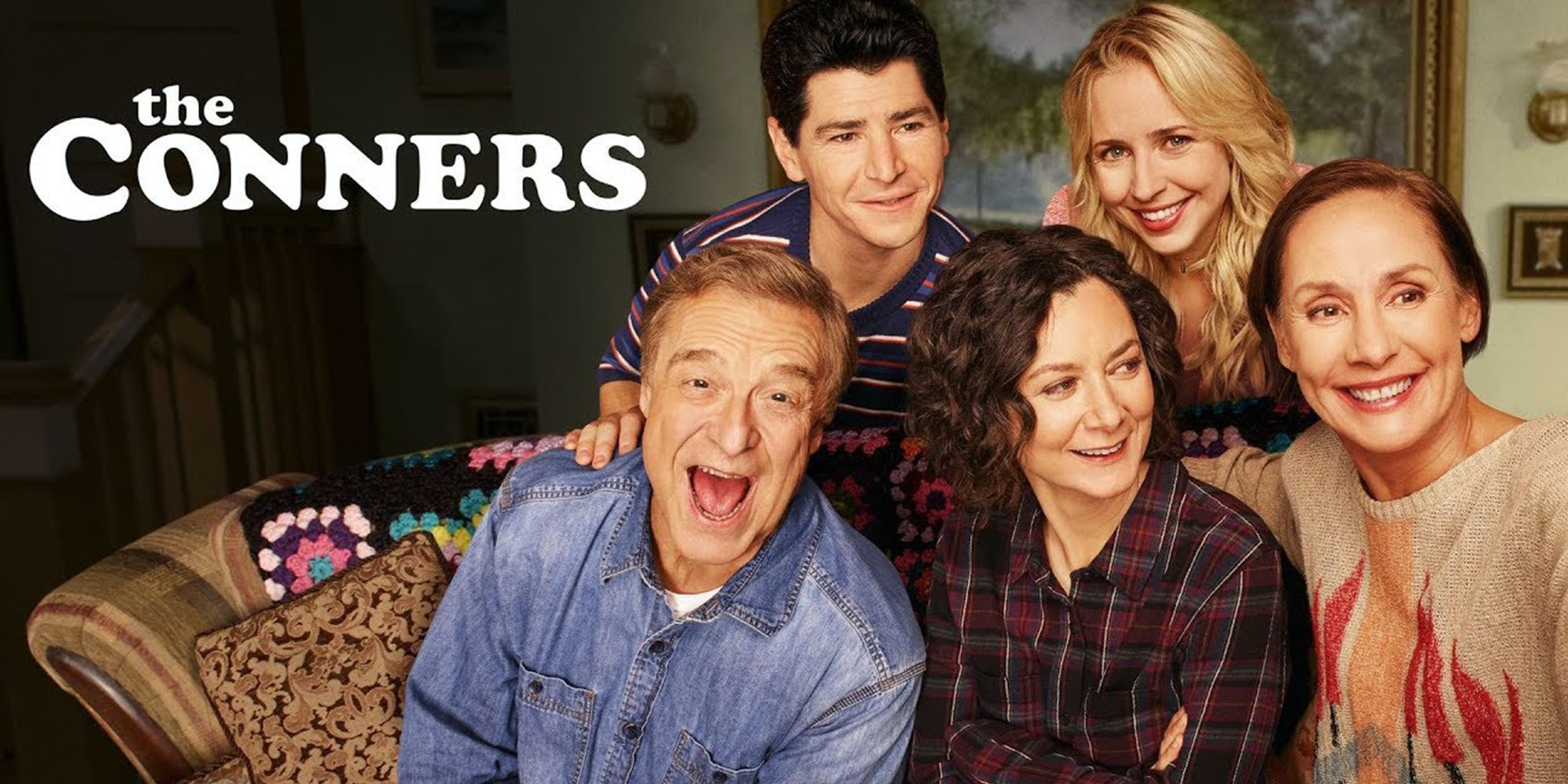 stream The Conners