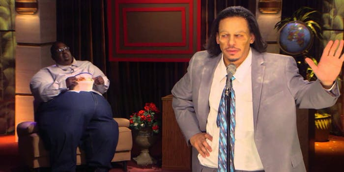 stream the Eric Andre show