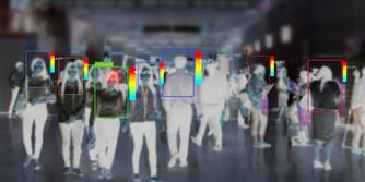 thermal camera facial recognition