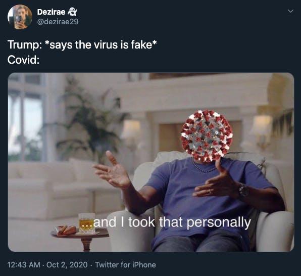 Trump coronavirus memes Jordan