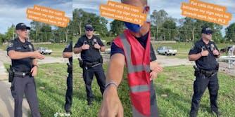 video man calls cops abortion clinic escort