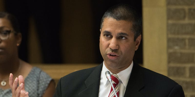 Ajit Pai Leaving FCC