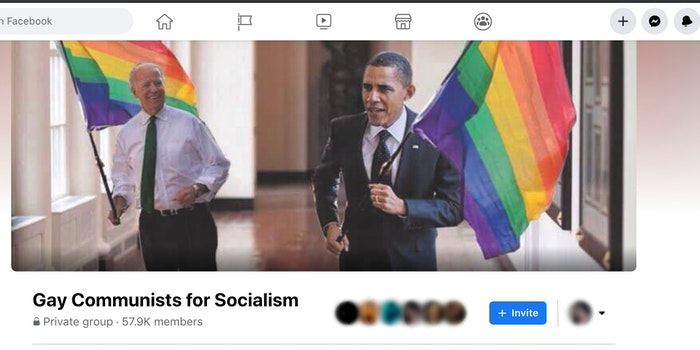 Gay Communists for Socialism