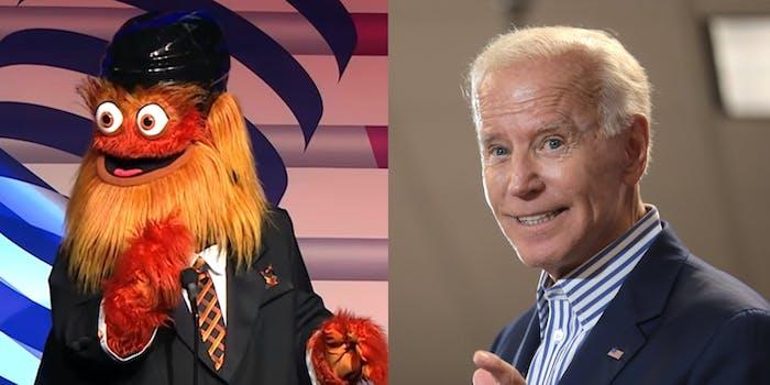 Gritty Biden Treasury Secretary Memes