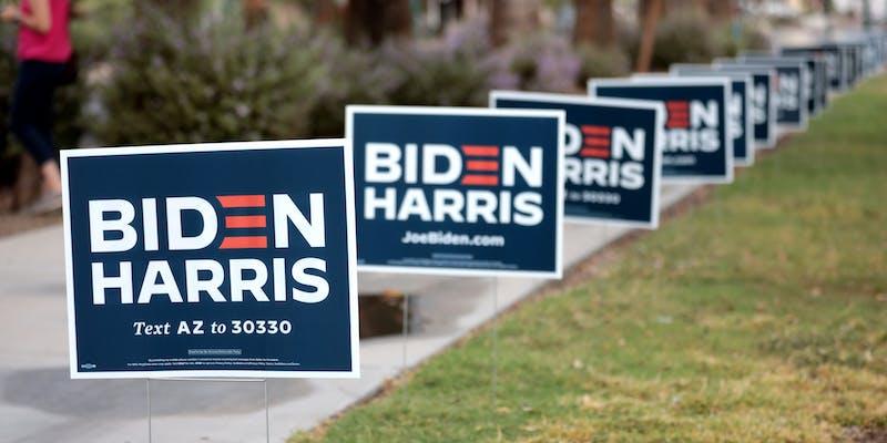 Joe Biden Wins 2020 Election