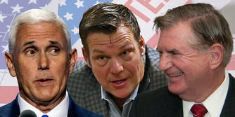 Presidential Advisory Commission on Election Integrity - Mike Pence, Kris Kobach, Bill Gardner