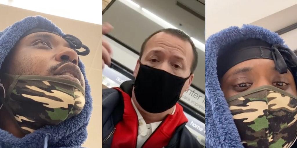 Walgreen employee - racist